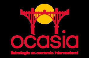 Logo Ocasia - Estrategia en comercio internacional