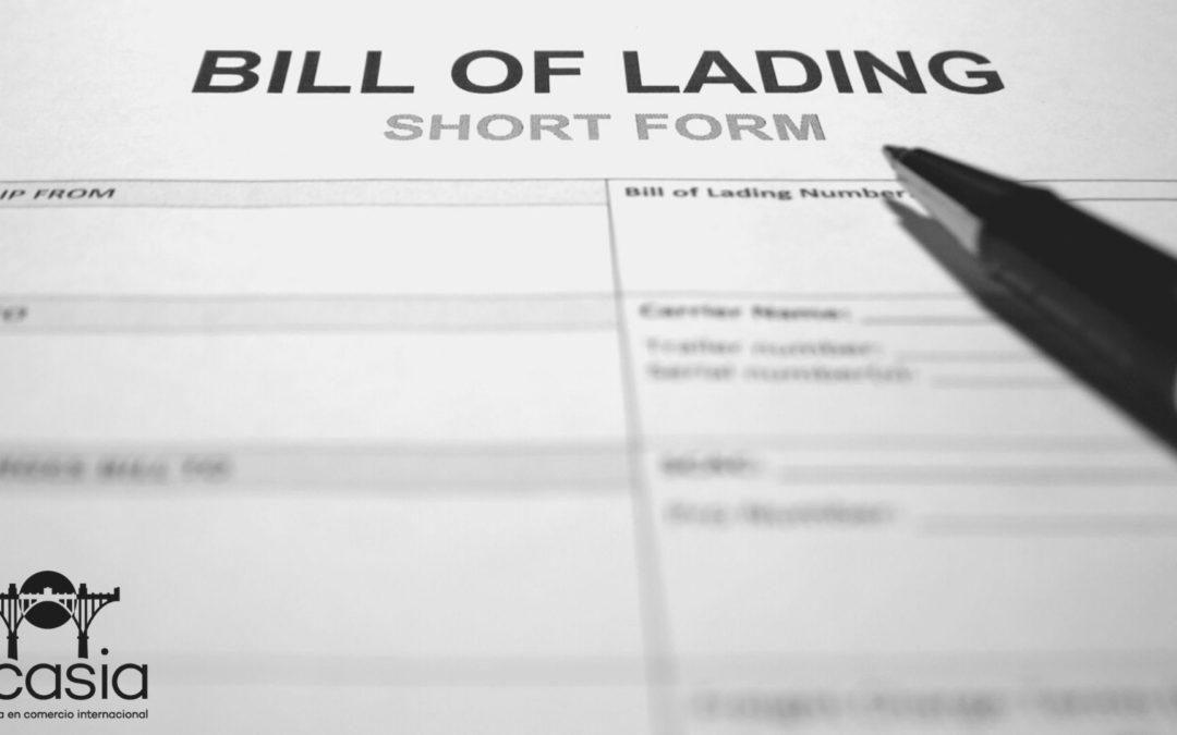 Diferencias entre Bill of lading telex release y express release