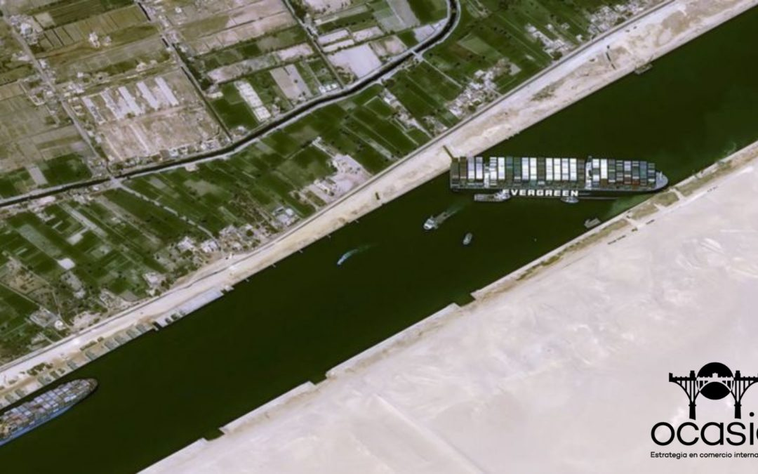 ¿Cómo evitar pérdidas millonarias como el caso del Canal de Suez?